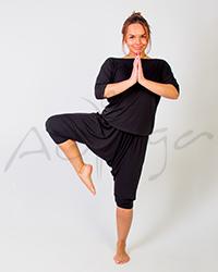 Комбинезон для йоги Свободный