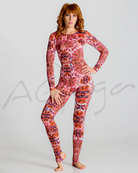 """Sport Jumpsuit for yoga and fitness """"Arthemis"""""""